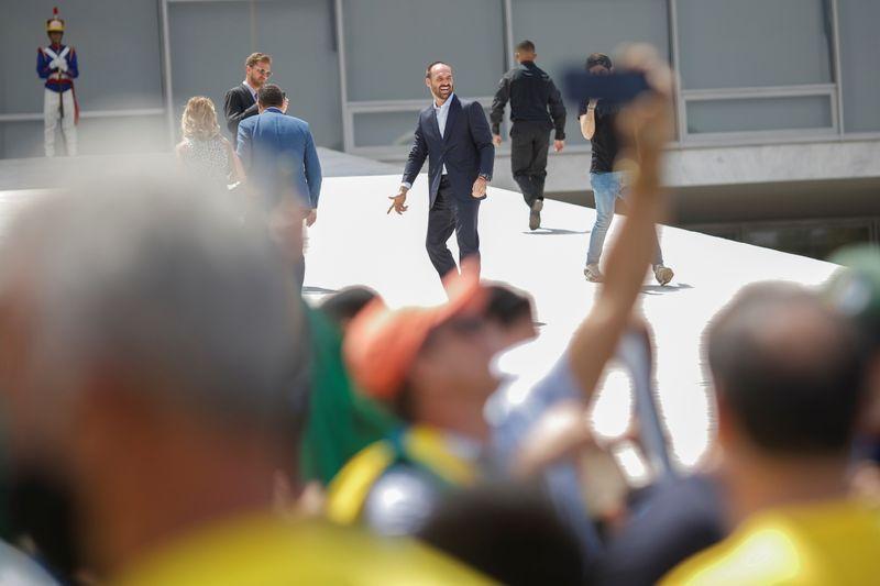 Brazil braces for pro-Bolsonaro rallies on Tuesday