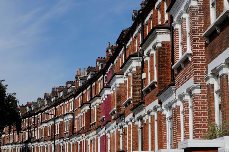 UK house prices jump by 0.7% in August - Halifax