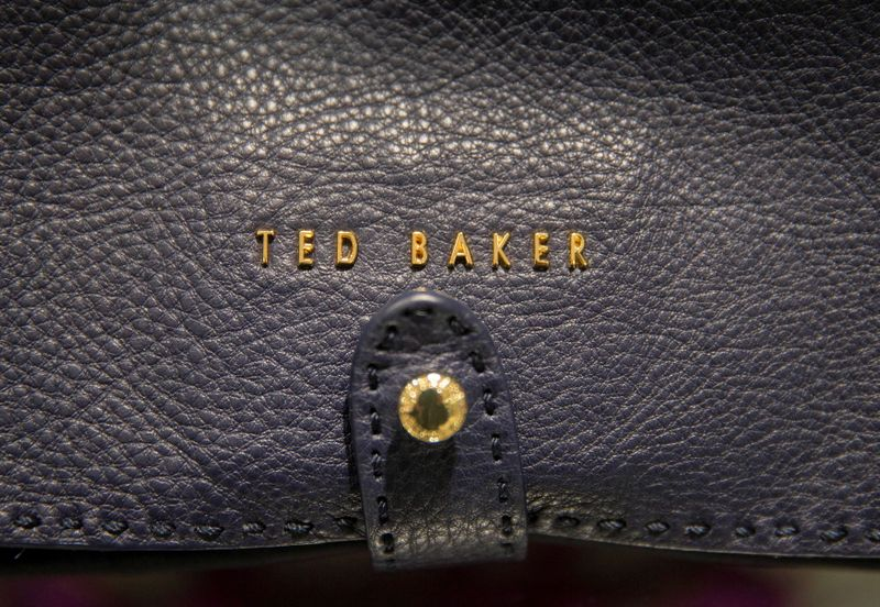 Ted Baker enjoys sales surge as dressing up returns to fashion