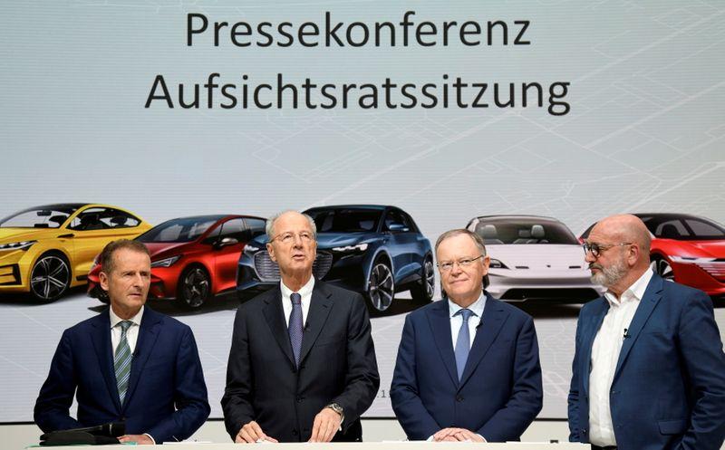 Volkswagen chairman: strategic transformation might cost more