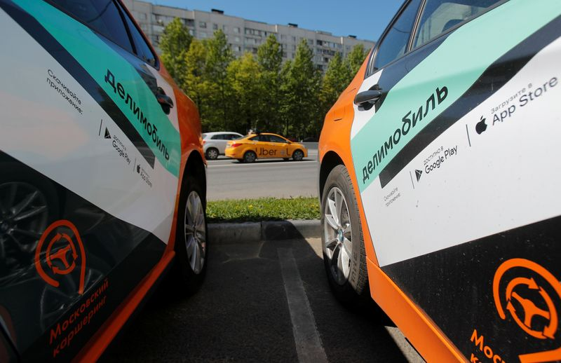 Exclusive-Russian car-sharing firm Delimobil eyes $350 million New York IPO in autumn -sources