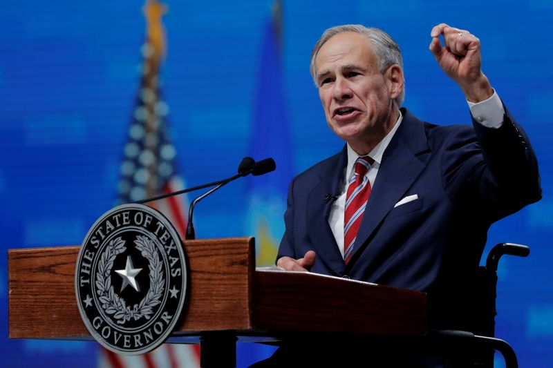 Texas governor to sign Republican-backed voting restrictions