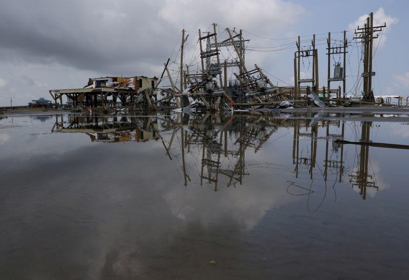 U.S. oil losses from Hurricane Ida rank among worst in 16 years