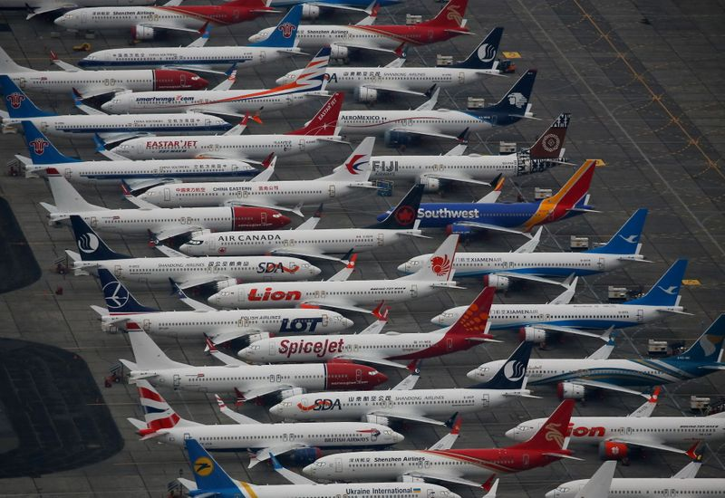 Shareholders may pursue 737 MAX claims against Boeing board, court rules