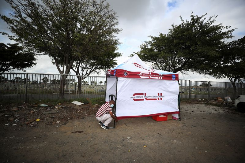 COVID-19 disruption causing many deaths from TB, AIDS in poorest countries, fund says