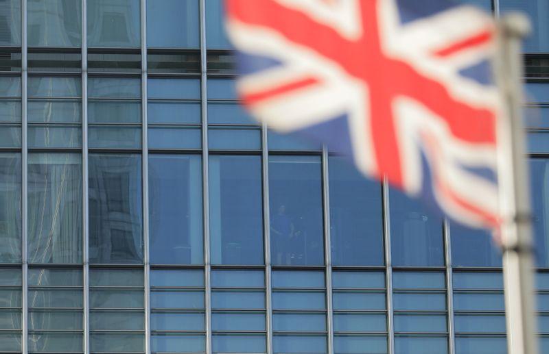 Pharma, bank stocks weigh London's FTSE 100; Dunelm Group jumps