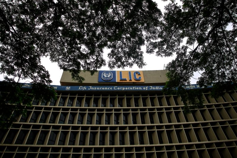 India considering foreign institutional investment of up to 20% in LIC IPO- source
