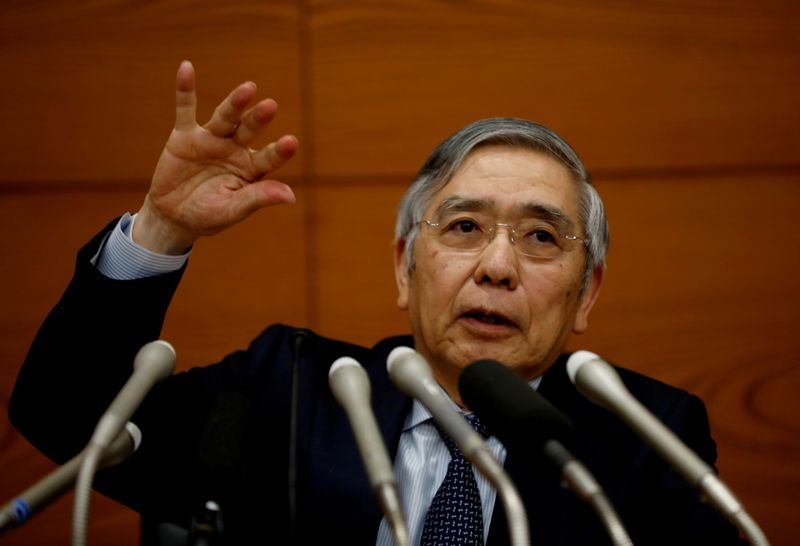 BOJ Kuroda: Japan rates will stay low even under expansionary fiscal policy - Nikkei