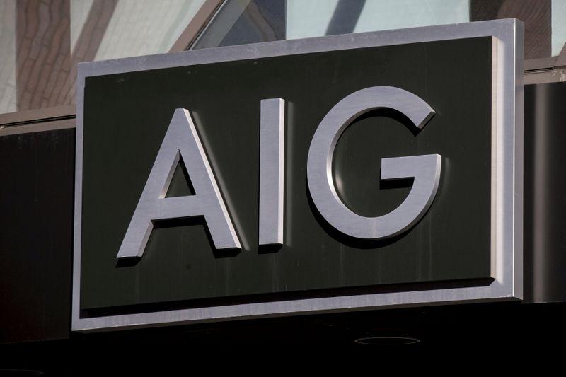 AIG names CEO Zaffino as chairman