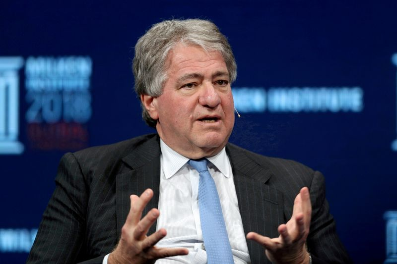 Leon Black says accuser, eyeing payday, made up Jeffrey Epstein claims