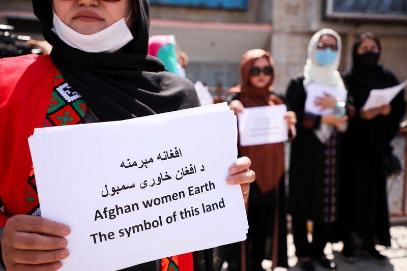 'Incredible fear' among women across Afghanistan -U.N. official