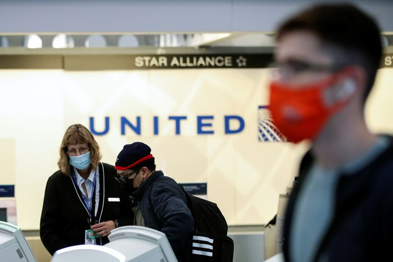 United Airlines employees with religious exemption for vaccine face unpaid leave By Reuters