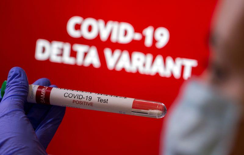 Explainer - Beyond Delta, scientists are watching new coronavirus variants