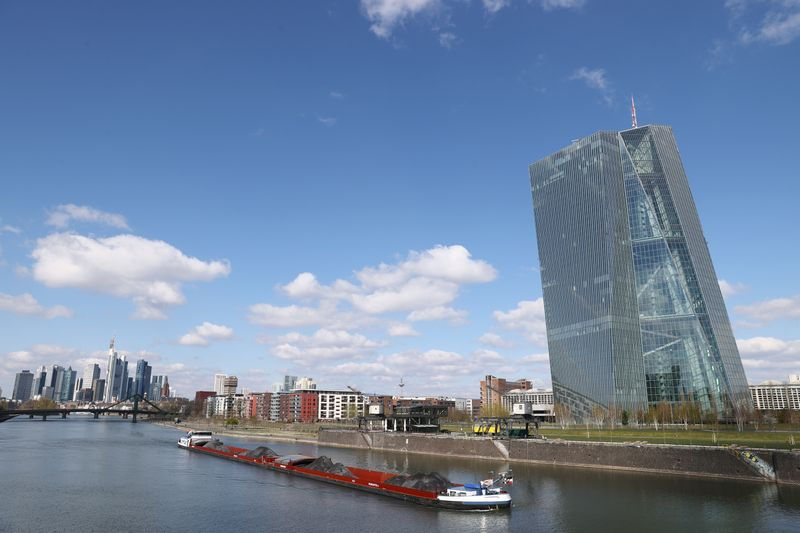 ECB trims emergency support - but don't call it tapering