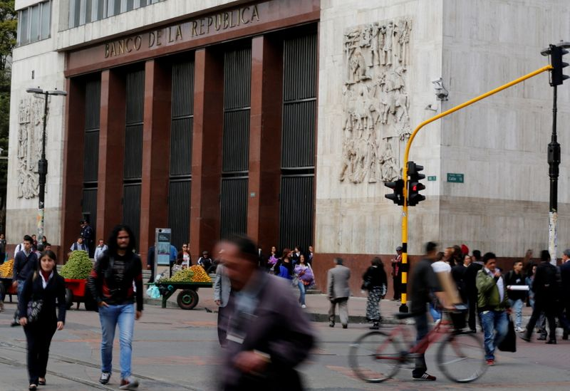 Colombia central bank will try to make rate increases gradually -board member