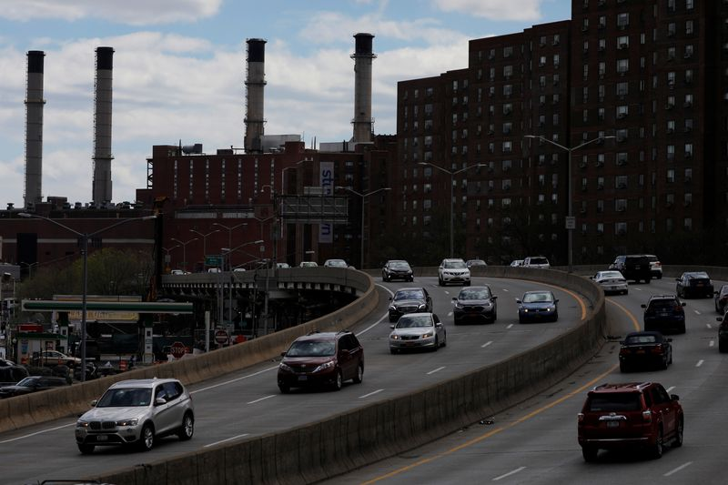 New York sets 2035 zero-emission passenger car goal