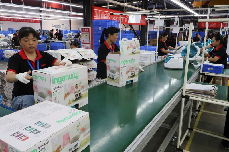 China's factory inflation hits 13-year high as materials costs soar