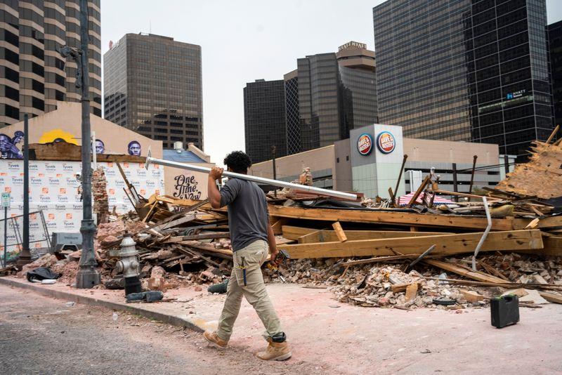 Louisiana death toll from Hurricane Ida rises to 26