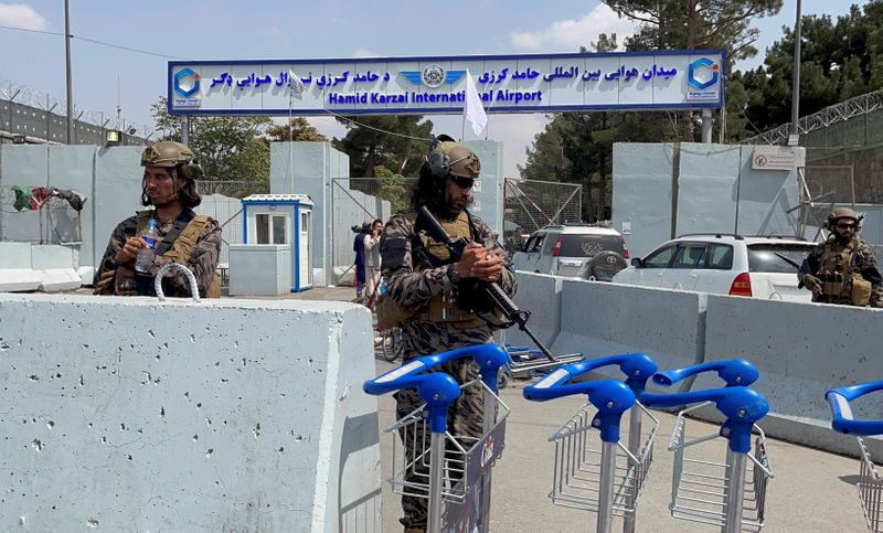 Taliban to allow 200 Americans, other civilians to leave Afghanistan -U.S. official