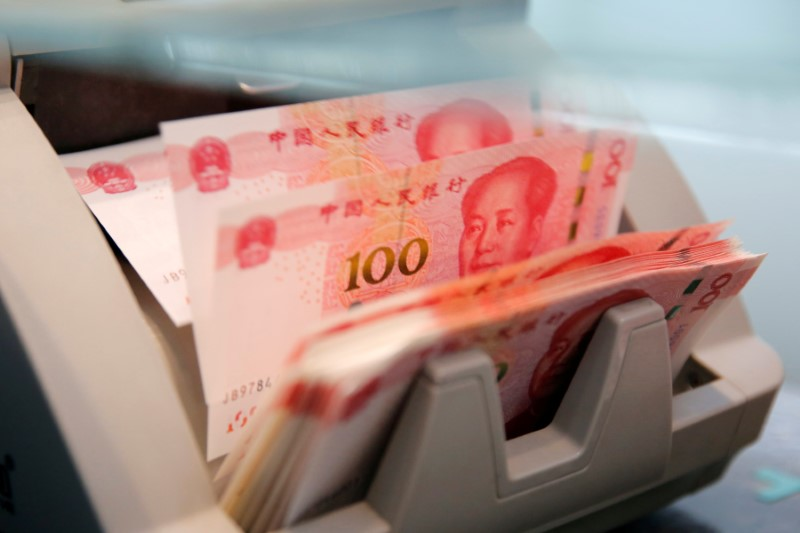 China's Aug new yuan loans seen rebounding from 9-month low - Reuters poll