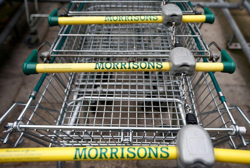 Bid target Morrisons warns prices set to rise as profits fall