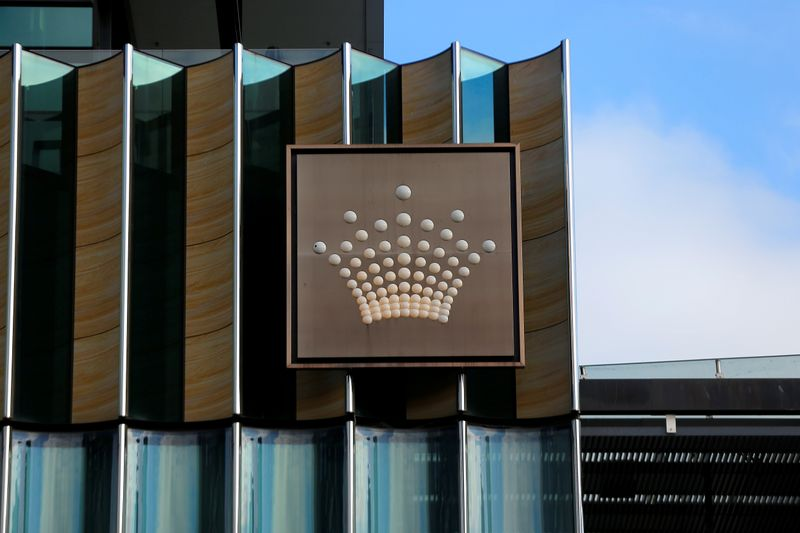 Australia's Crown Resorts warns may not continue as 'going concern'