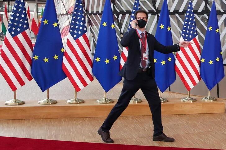 U.S., EU officials to kick off new trade, tech council on Sept. 29 -White House