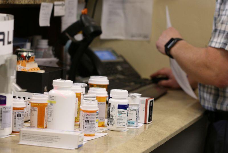 U.S. govt set to release plan to lower prescription drug prices - WSJ