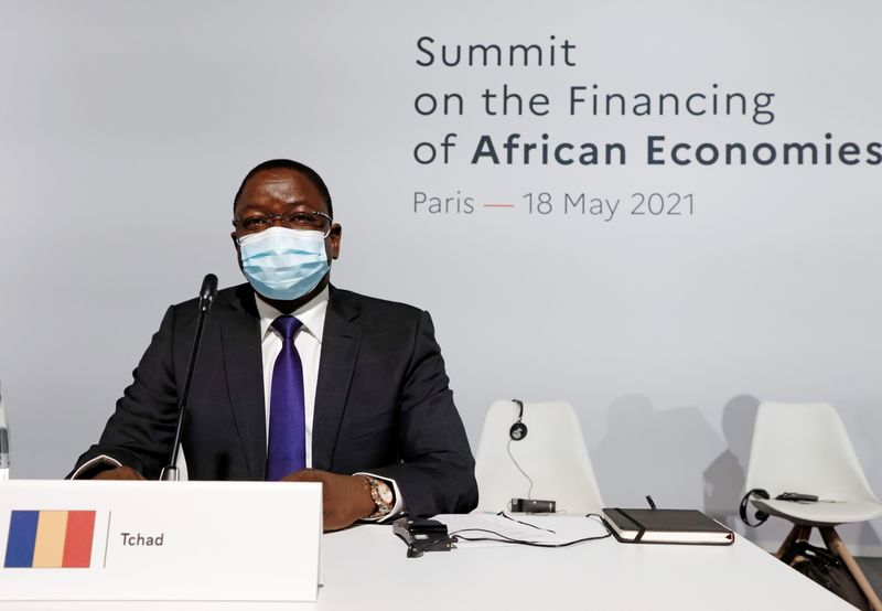 Chad hopes for 'favourable opinion' from Glencore on debt restructuring