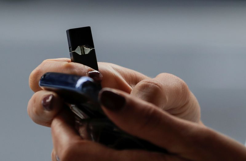 U.S. FDA to ask for more time before deciding on Juul e-cigarettes -WSJ