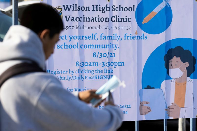 Los Angeles expected to pass COVID-19 vaccine mandate for school students