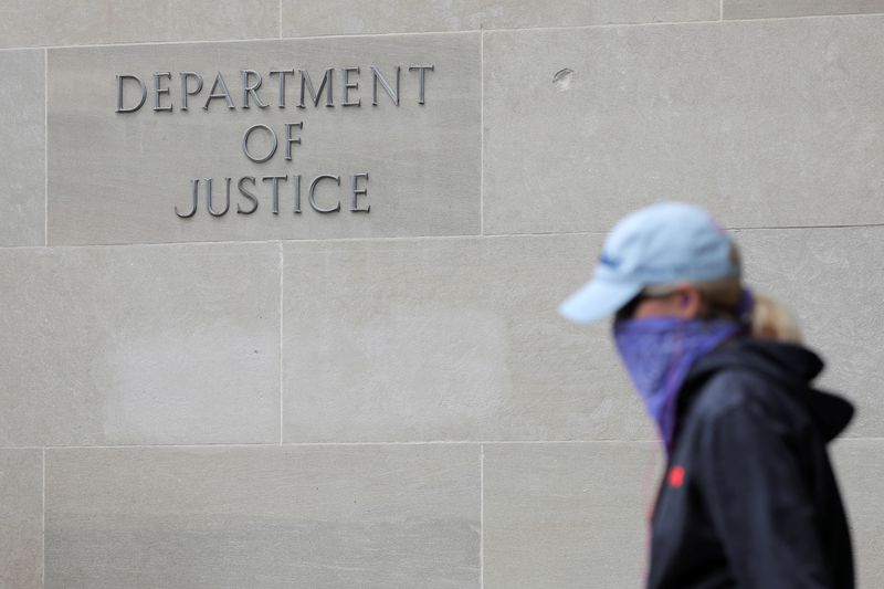 U.S. Justice Department sues Texas after abortion ban imposed