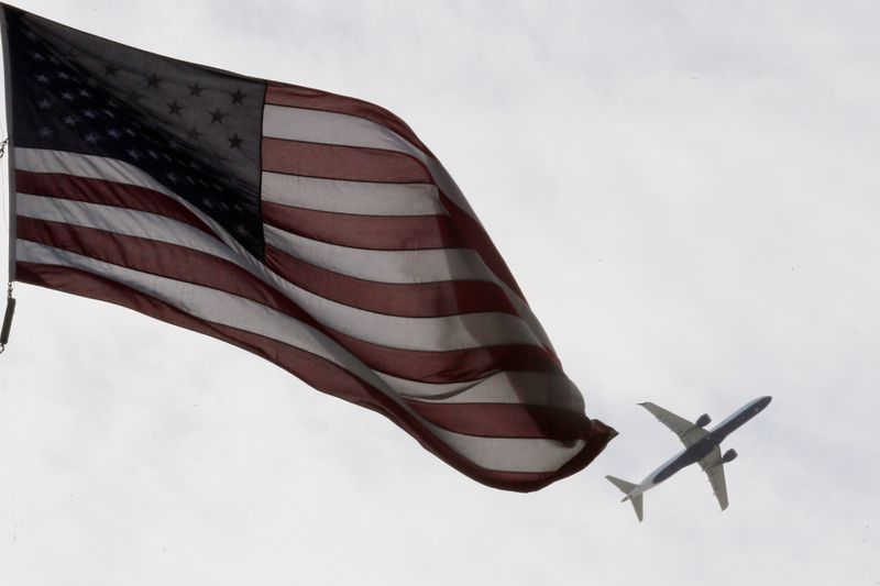 White House targets 20% lower aviation emissions by 2030