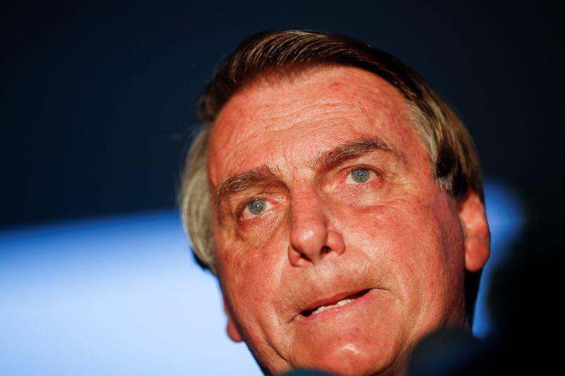 Bolsonaro rebate críticas e diz que nota