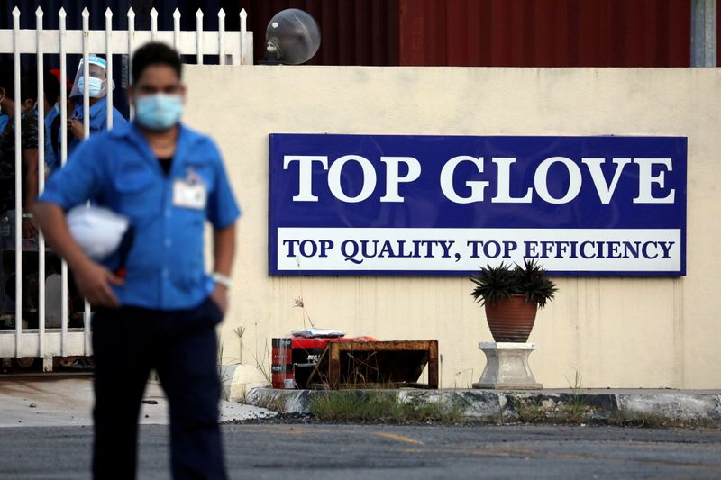 U.S. lifts import ban on Malaysia's Top Glove over forced labour concerns