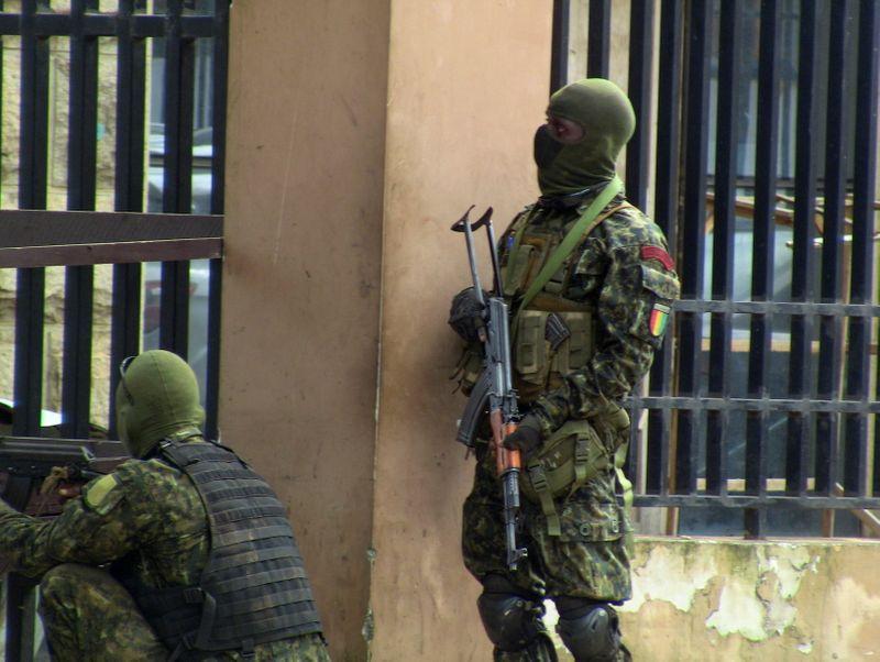 Guinée: La junte demande à la banque centrale de geler les comptes du gouvernement