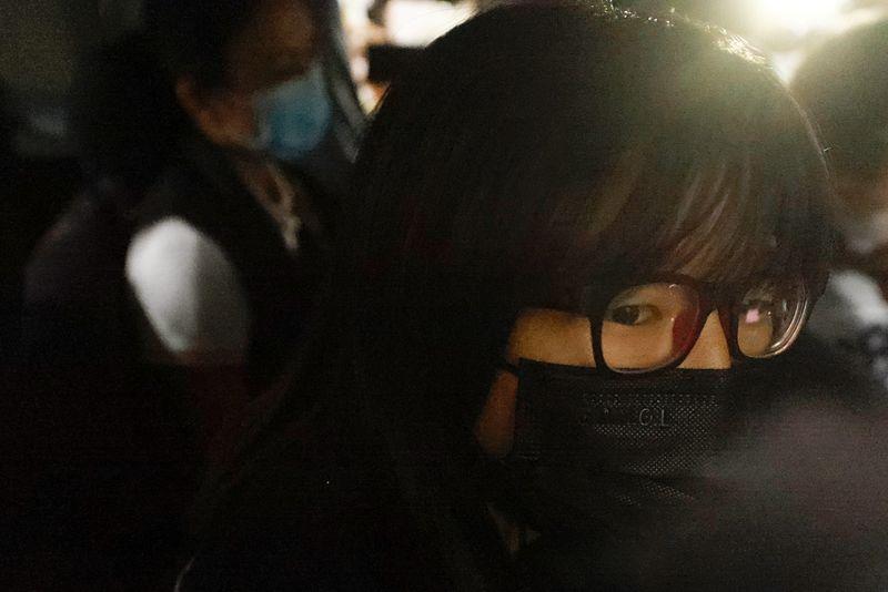 Bail denied to Hong Kong activist behind group for Tiananmen vigil