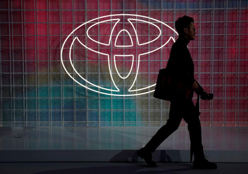 Toyota taglia target produzione su carenze di componenti e chip