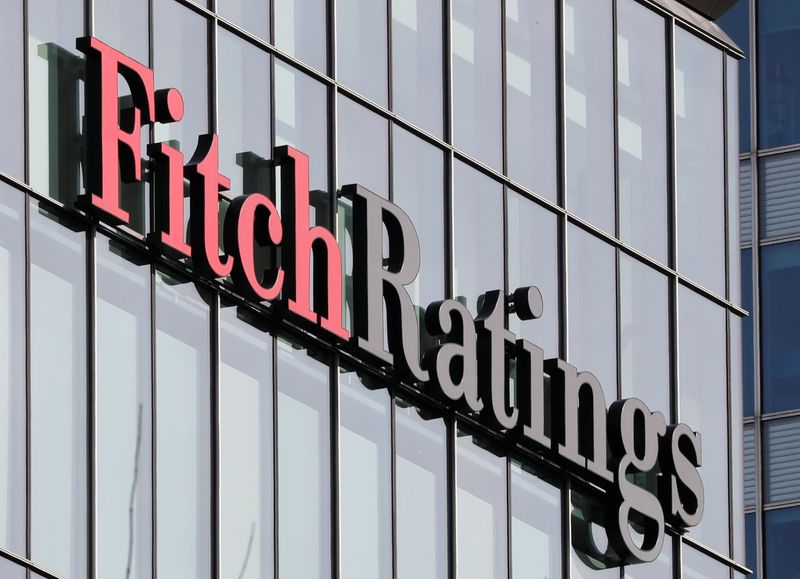 Taiwan raps Fitch for calling it part of China in ratings upgrade