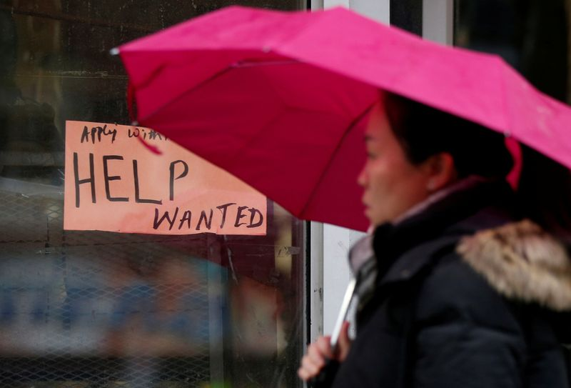 Canada's jobless rate at pandemic low as election race enters final stage By Reuters