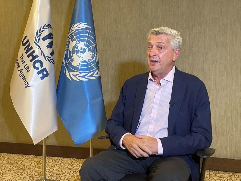 No Afghan refugee exodus yet but 'massive displacement' possible -U.N. refugee agency