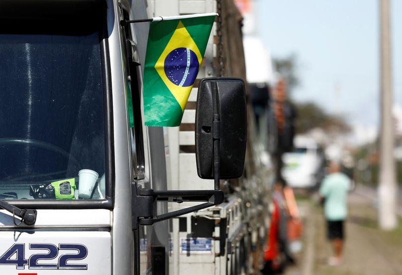 Brazilian truckers' Bolsonaro sympathy strike fizzles out