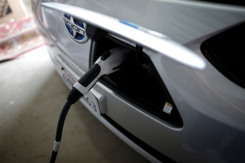 U.S. House Democrats propose EV tax credits of up to $12,500