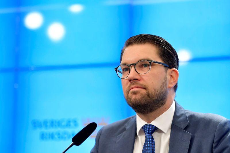 Pressure on Sweden's minority govt eases as opposition splits over budget