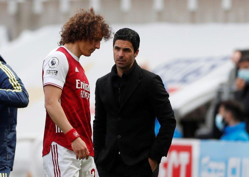 Flamengo anuncia el fichaje del brasileño David Luiz