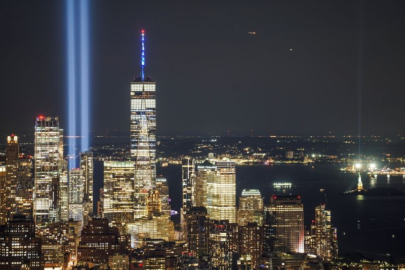 FBI releases first declassified 9/11 document after Biden order