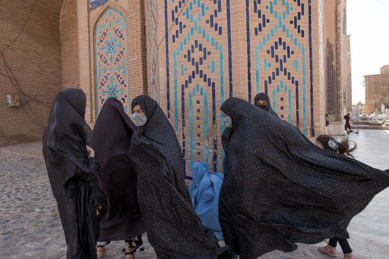 Taliban say women can study at university but classes must be segregated