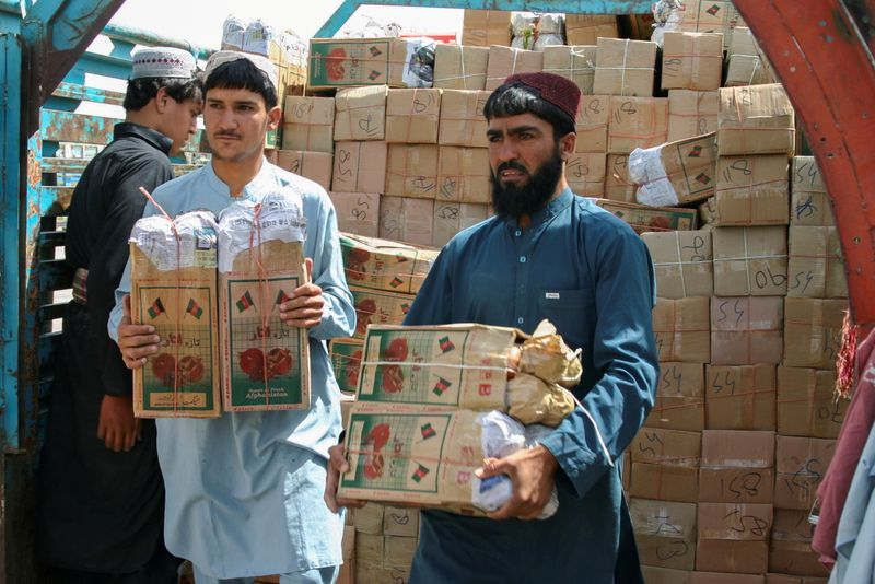 Analysis-As West ponders aid for Afghanistan, China and Pakistan quick to provide relief