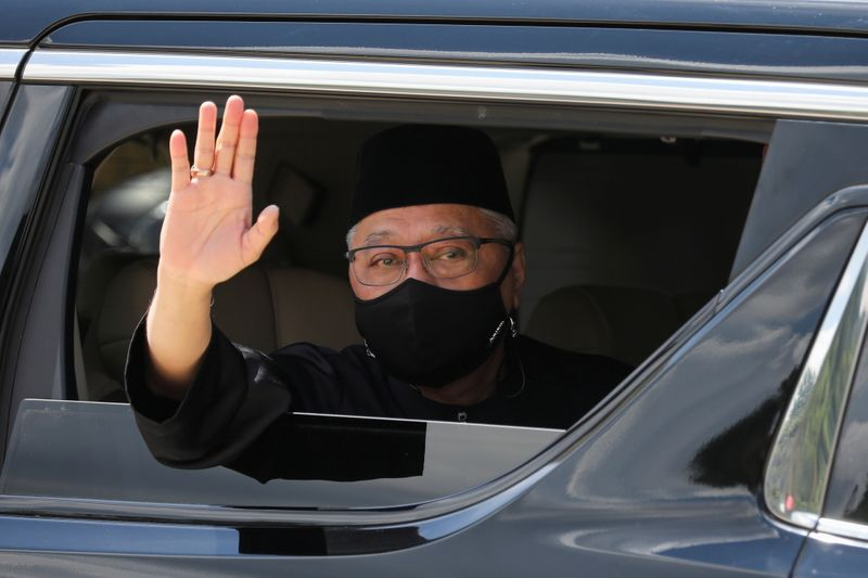 Malaysia's government signs cooperation pact with opposition in boost for PM