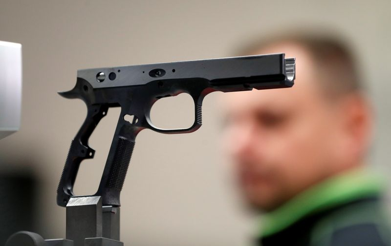 Czech gunmaker bets on riding Colt into new markets